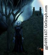 Aunt - Dark Cinderella