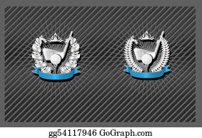 Entwined - Golf Emblem