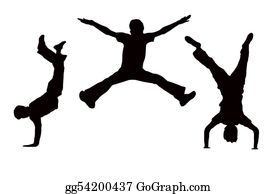 Acrobatic - Jump Boys