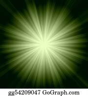 70s - Sun Burst Background