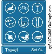 Trestle - Travel Icon Set