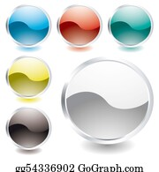 Six-Spheres-Balls-Illustration-With - Oval Shine Icon
