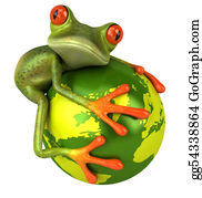 Tropical-Rainforest - Frog Protects The World
