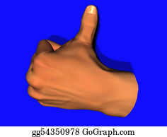 Hand-Sign - Thumbs Up