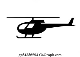 Helicopter - Helicopter Pictogram