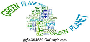 Recycle-Technology - Ecology Poster