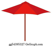 Umbrella - Red Umbrella