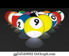 Pool-Party - Pool Balls
