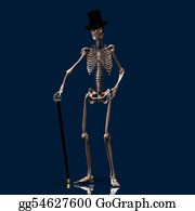 Reformation-Day - Dancing Skeleton #01