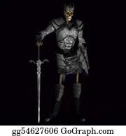 Reformation-Day - Skeleton Warrior King #01