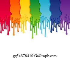Orange-Border - Rainbow