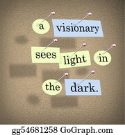 Tack - A Visionary Sees Light In The Dark