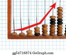 Increase - Increase Diagram On Old Abacus
