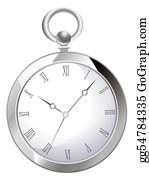 Lid - Pocket Watch