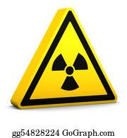 Emergencies-And-Disasters - Radioactive Sign