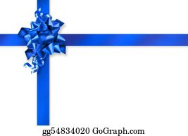 Wrap - Blue Gift Wrapping