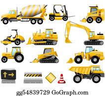 Cement-Truck - Construction Icon Set
