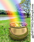 Cash-Prize - Pot Of Gold