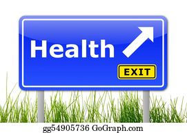 Spa - Health Road Sign