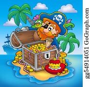 Treasure - Pirate And Treasure