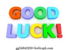 Good-Luck - Colourful Good Luck