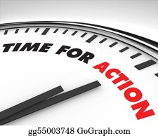 Spurs - Time For Action - Clock