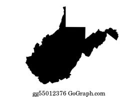 Map-Of-West-Virginia - State Of West Virginia