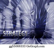 Strategy - Business Strategy Illustration