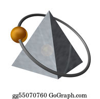 Rounded-Triangle - Pyramid