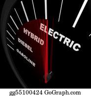 Perform - Racing Through Alternative Fuel Sources - Speedometer