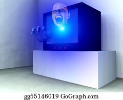 Outreaching - Tv Hand