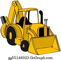 Hydraulic - Backhoe
