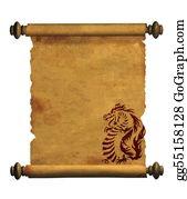 Sheet - Sheet Of Ancient Parchment