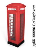 London-Pay-Phone - British Phone Booth
