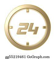 24-Hour - 24 Hours