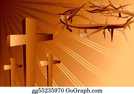 Crown-Of-Thorns - Crosses And Crown Of Thorns