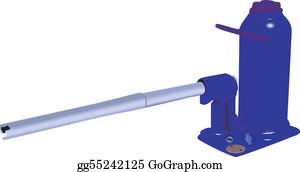 Hydraulic - Hydraulic Pump With Handle