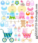 Safety-Pins-And-Diaper - Baby Stuff