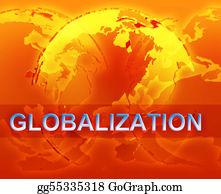 International-Trade - Globalization Illustration