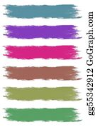 Paint-Brush - Paint Brush Strokes