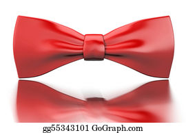 Bow-Tie - Red Bow-Tie