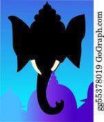 Blue-Elephant - Religion