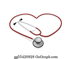 Cpr - Stethoscope Heart
