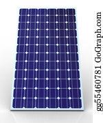 Solar-Panel - Blue Solar Panel