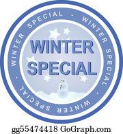 Badge - Winter Special