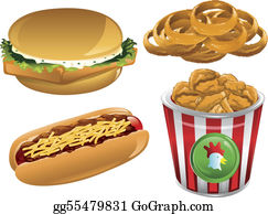 Dinner-Icons - Fast Food Icons