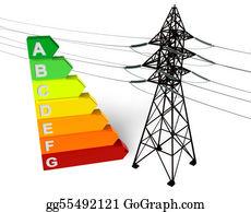 Power-Transmission-Line - Energy Saving Concept