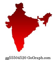 Map-Of-India - India Map
