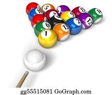 Pool-Party - Billiard Concept