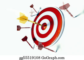 Bullseye - Target And  Success